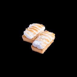 Ciastko bezowo-cytrynowe z...