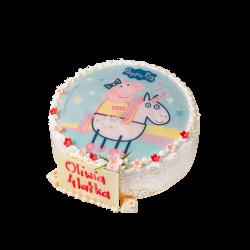 Tort dziecięcy Świnka Peppa...