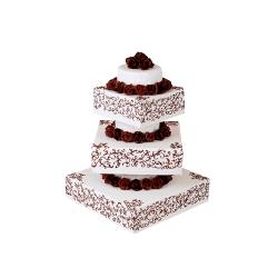 Tort weselny W10