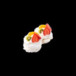 Hiszpan owocowy - 2 szt