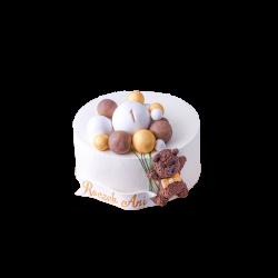 Tort dziecięcy Miś D47