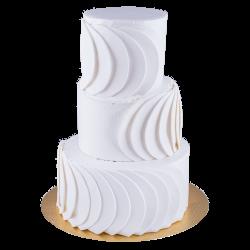 Tort weselny premium W04