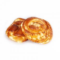 Ślimak drożdżowy z serem -...