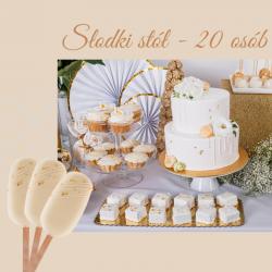 20 osób - Słodki stół na...