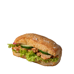 Kanapka z kurczakiem